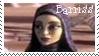 Jedi Barriss Offee Stamp 3 by ZiroTheHutt