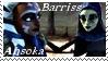 Ahsoka + Barriss Stamp 1 by ZiroTheHutt