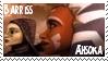 Ahsoka + Barriss Stamp 3 by ZiroTheHutt