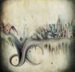 broken city by anna-v-tanke