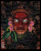 Yumarauta Priestess by thesamp