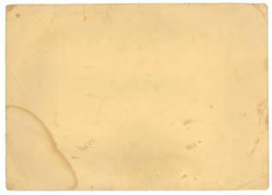 Worn paper stock (1922)