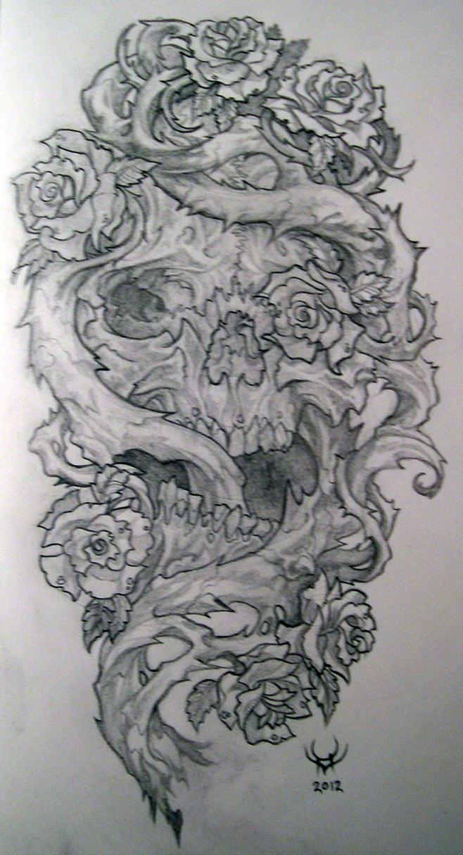 Roses by Azurenex