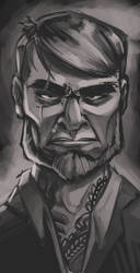 Yakuza Lincoln by Lt-Action