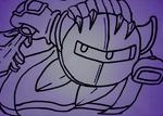 Meta Knight Dry Erase