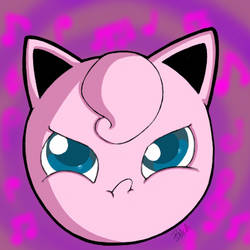 Jigglypuff Icon by Teh-DG