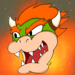 Bowser Icon by Teh-DG