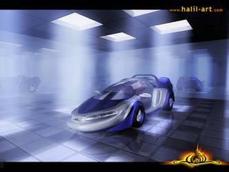 3D Prototype by halil-art