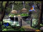 3D Tree House v2 by halil-art