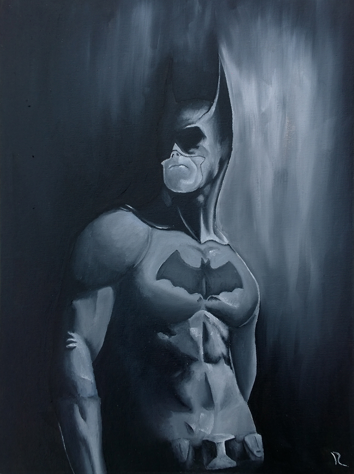 Batman by robobbiebob
