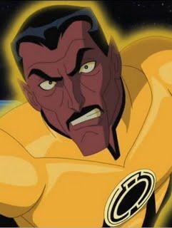 Sinestro by GuyXIce