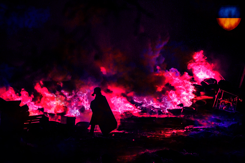 Dark Dragoon Cossacks by dark-sacred