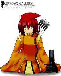 OC : wearing as Sadaijin by kefron