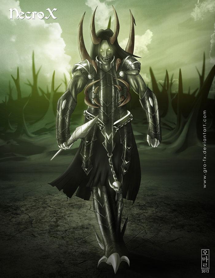 :NecroX: by GRO-fx