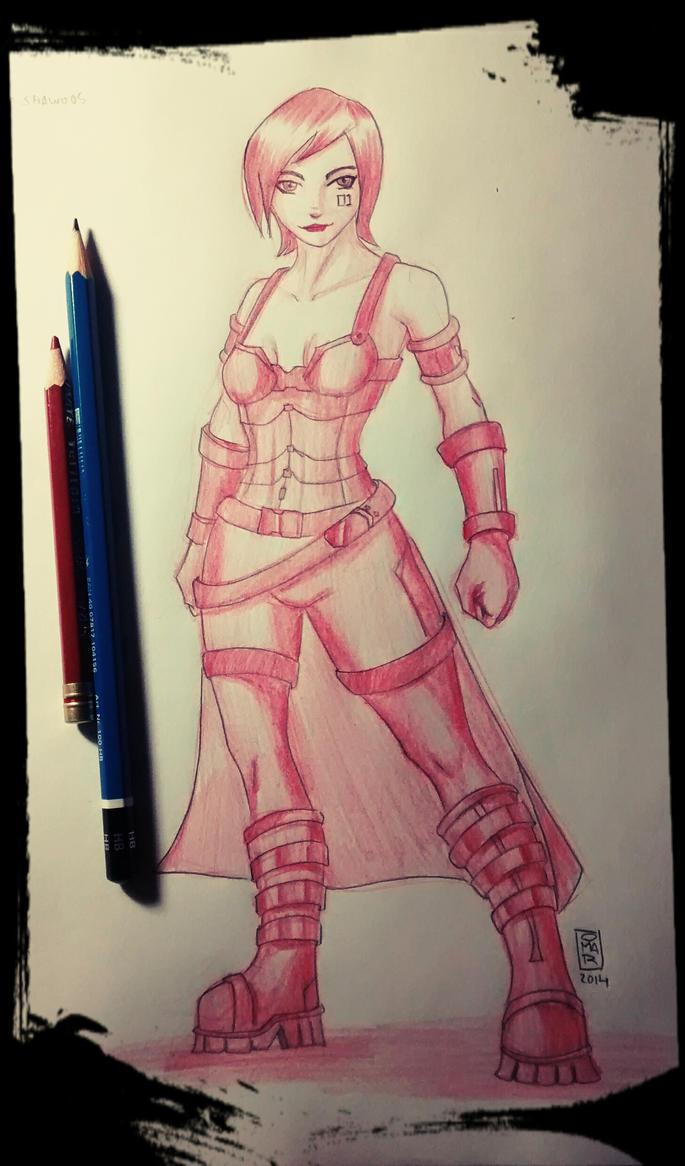 Sketch No. 26 by GRO-fx