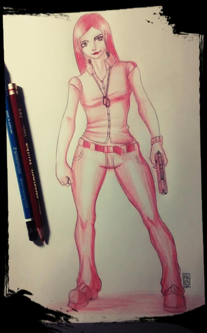 Sketch No. 27 by GRO-fx
