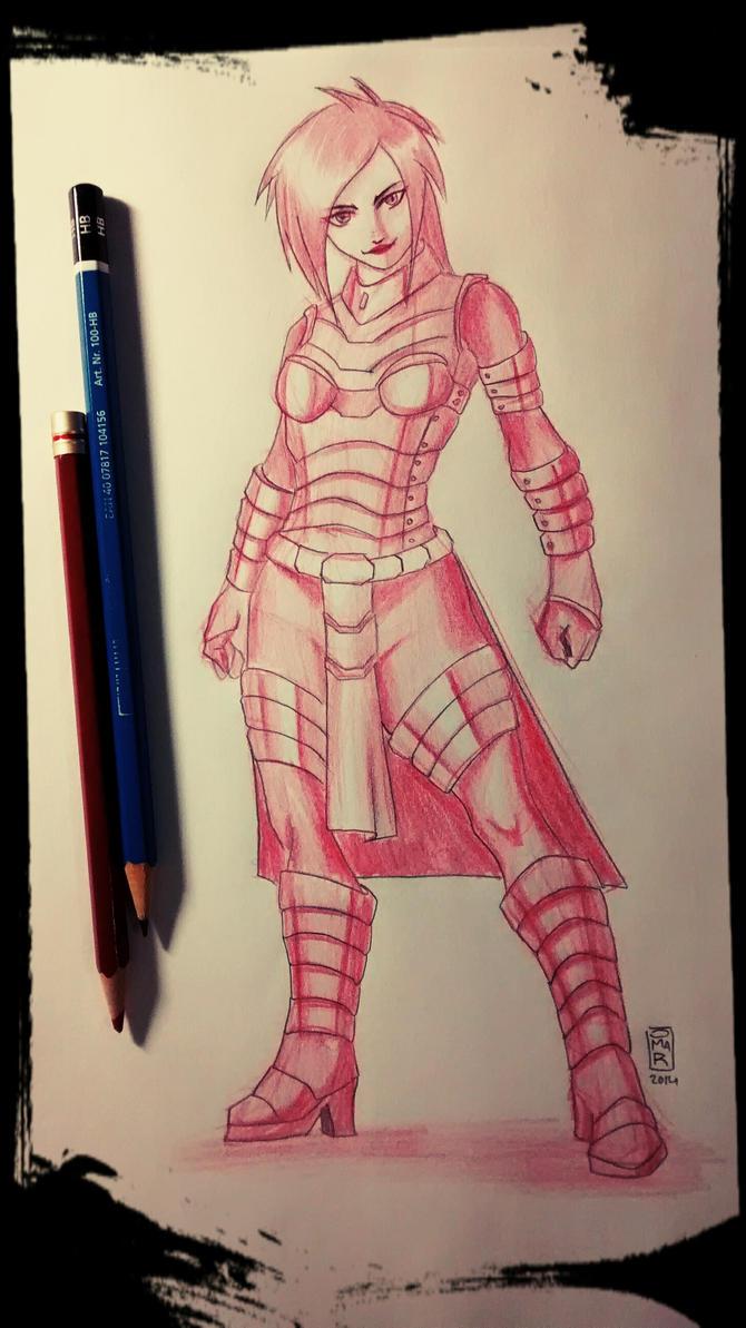 Sketch No. 29 by GRO-fx