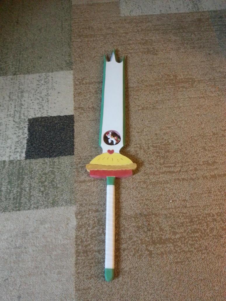 Original MLP sword by Yugaraa