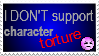 Anti-character torture stamp by Maran-Zelde