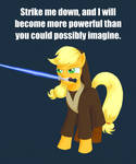 Applejack Appreciation Day 2014 - Jedi