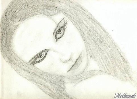 Melancholic Girl