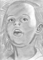 Little girl by Melisende-FairyKiss