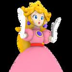 Princess Peach Toadstool - MKA Case Art 02 by Vinfreild
