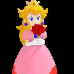 Princess Peach Toadstool - Castle Top (Front)