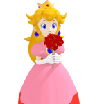 Princess Peach Toadstool - Castle Top (Front)