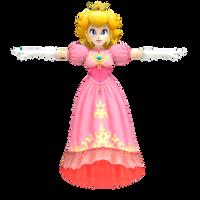 Princess Peach Melee - Vinfreild Project Start by Vinfreild