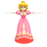 Princess Peach Melee - Vinfreild Project Start