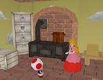 Mushroom Kingdom Adventure Kitchen by Vinfreild