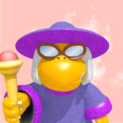 Vinfreild Mario Mugshots - Kammy Koopa Icon