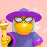 Vinfreild Mario Mugshots - Kammy Koopa Icon by Vinfreild