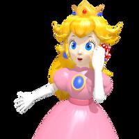 Princess Peach Toadstool - Cellular Shopper! by Vinfreild