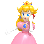 Princess Peach Toadstool - Cellular Shopper!