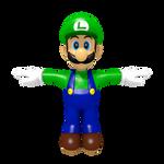 Vinfreild N64 Classic Luigi - First Release