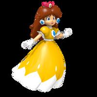 Princess Daisy Sarasa - Running Master Pose by Vinfreild