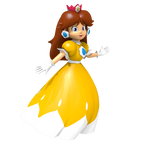 Princess Daisy Sarasa - Running Master Pose
