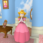 Mushroom Kingdom Adventure - Peach's Bedroom