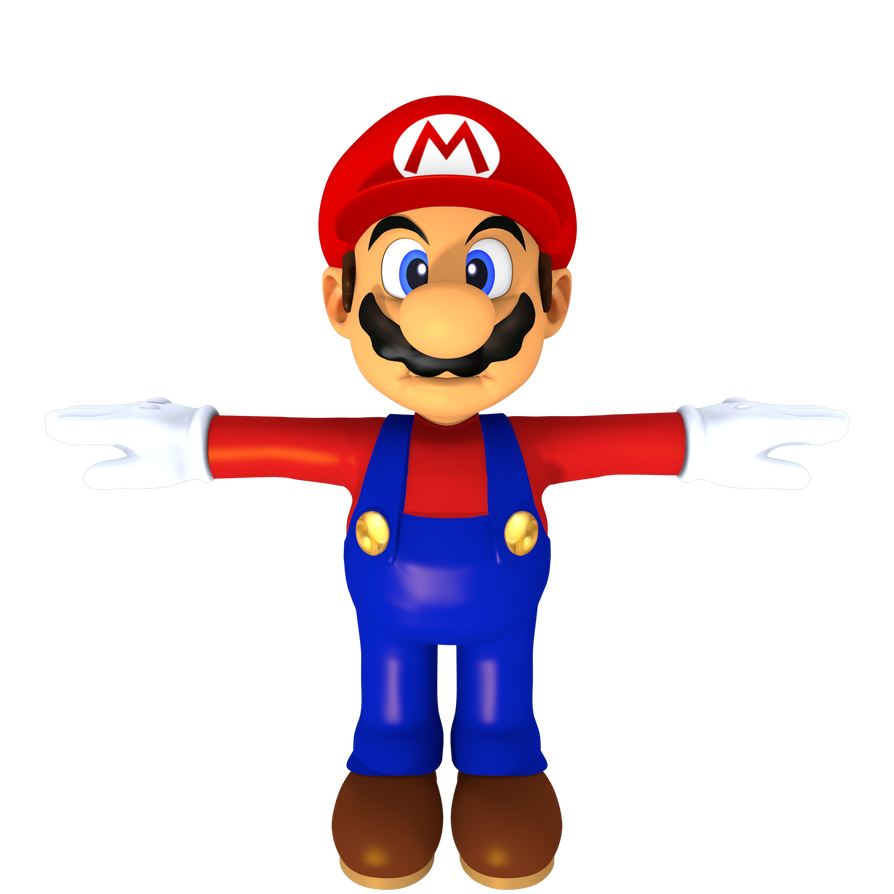 Vinfreild S N64 Mario 2 0 Revision By Vinfreild On