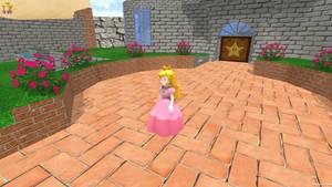 Mushroom Kingdom Adventure - Game Screen 07-01-14