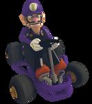 Waluigi - Mario Kart Commemorative Pack by Vinfreild