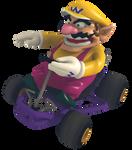 Wario - Mario Kart Commemorative Pack by Vinfreild