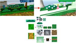 Mushroom Kingdom Adventure - Enhancement Methods by Vinfreild