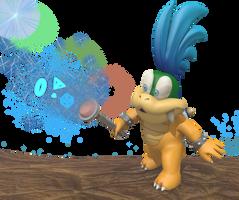 Larry Koopa - Vinfreild ACM (Wii U Era) Release