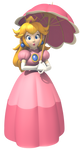 Princess Peach's Umbrella Tactics (MKA)