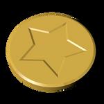 Coin - Super Mario 64 Style by Vinfreild