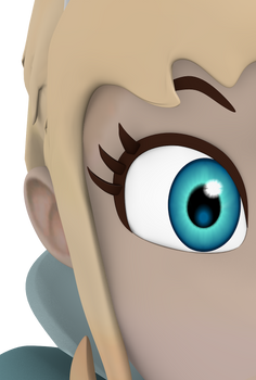 A new character model is nearing completion!