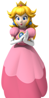 Princess Peach (Classic) - Version 10.0 by Vinfreild